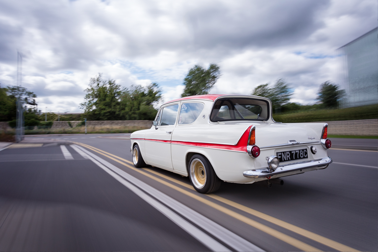 Classic Car Show Photography