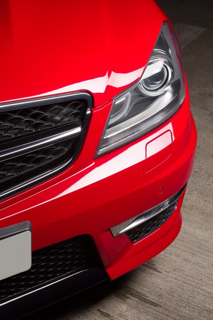 Mercedes C36 AMG