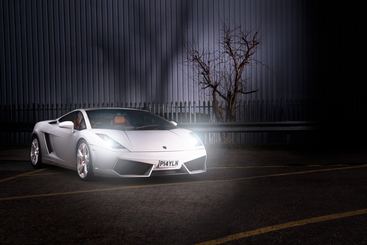 Lamborghini Gallardo for Kent Custom Dipping