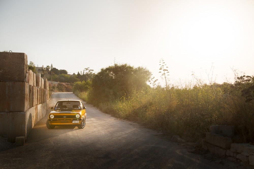 MKI Ford Fiesta in Malta.