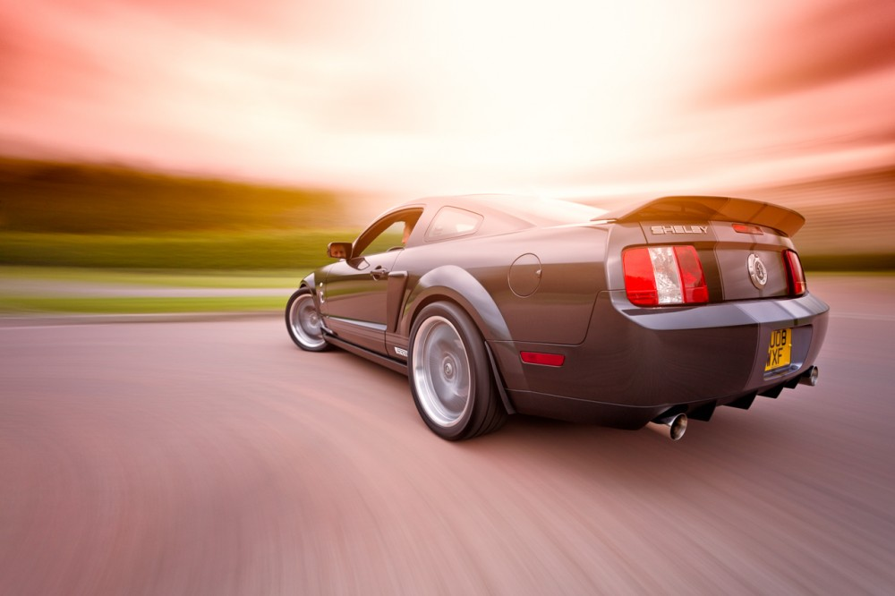 Shelby GT500 Mustang