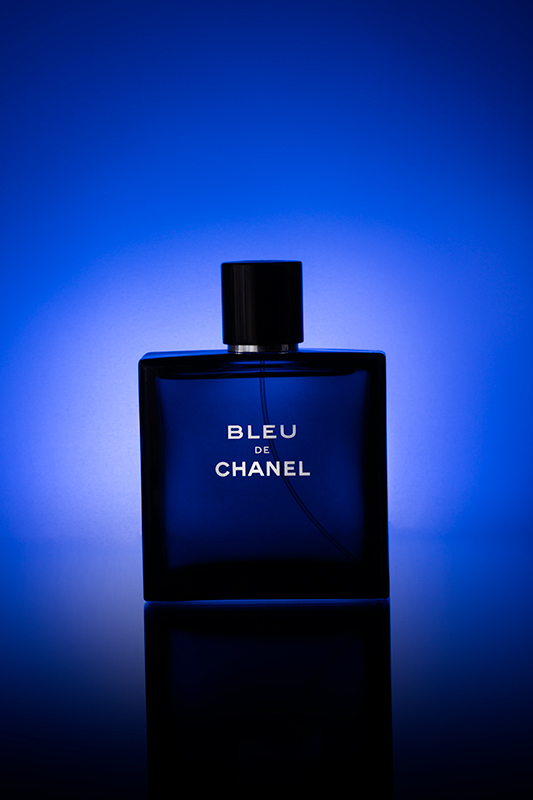 Bleu De Chanel Product Photographer London