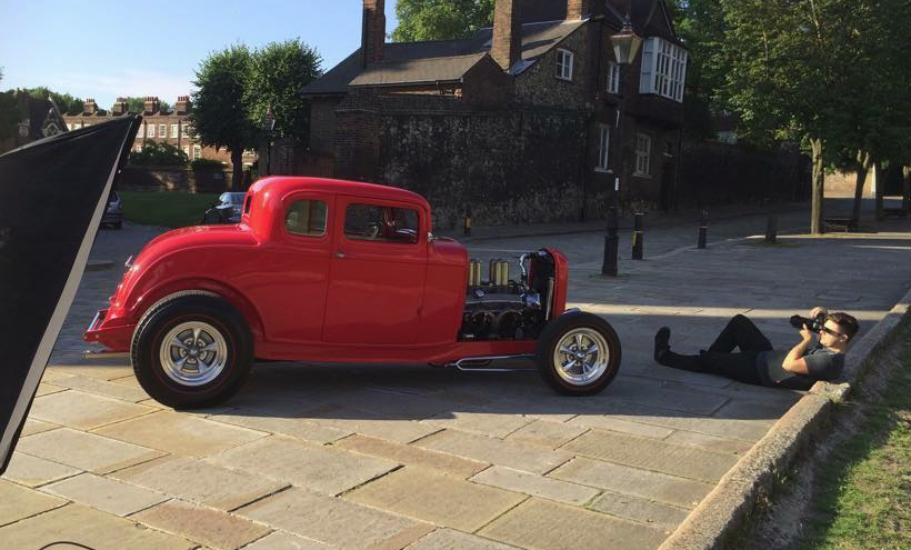Ford Model A 1932 Hot Rod