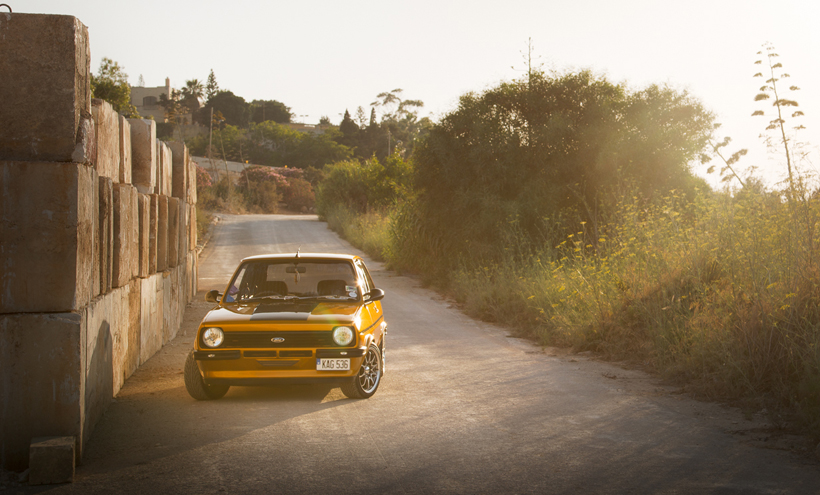 MKI Ford Fiesta