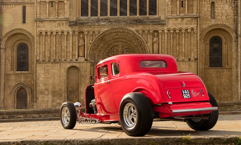 1932 Ford Coupe Model A