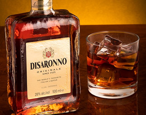 Disaronno Product Photography London Kent