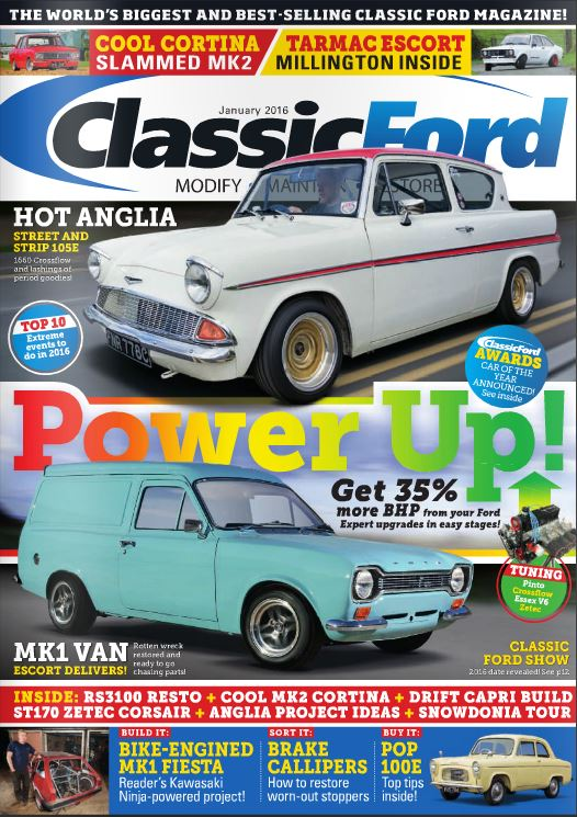 Automotive photographer Darren Woolway gets Front Cover
