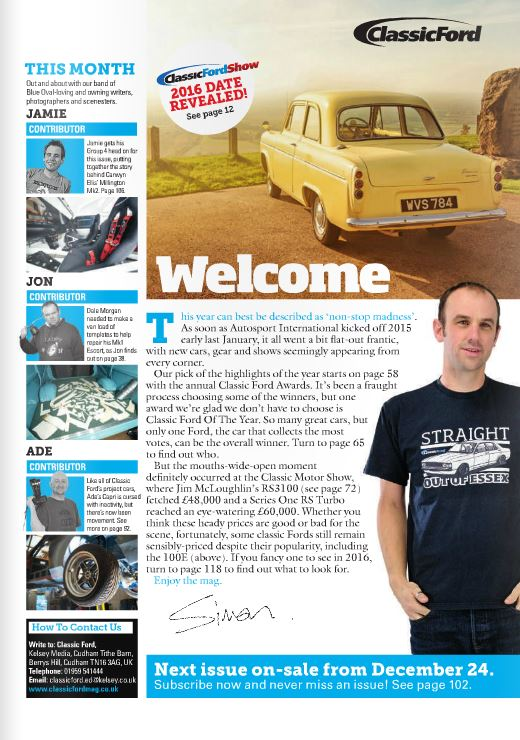 Automotive photographer Darren Woolway shoots 100E Pop
