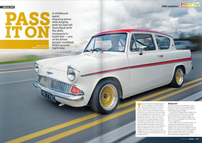 Classic Ford Magazine Jan 2016