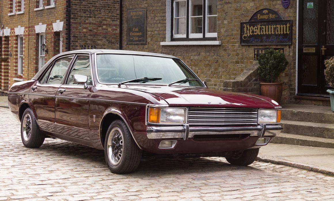 Ford Granada GLX MKI