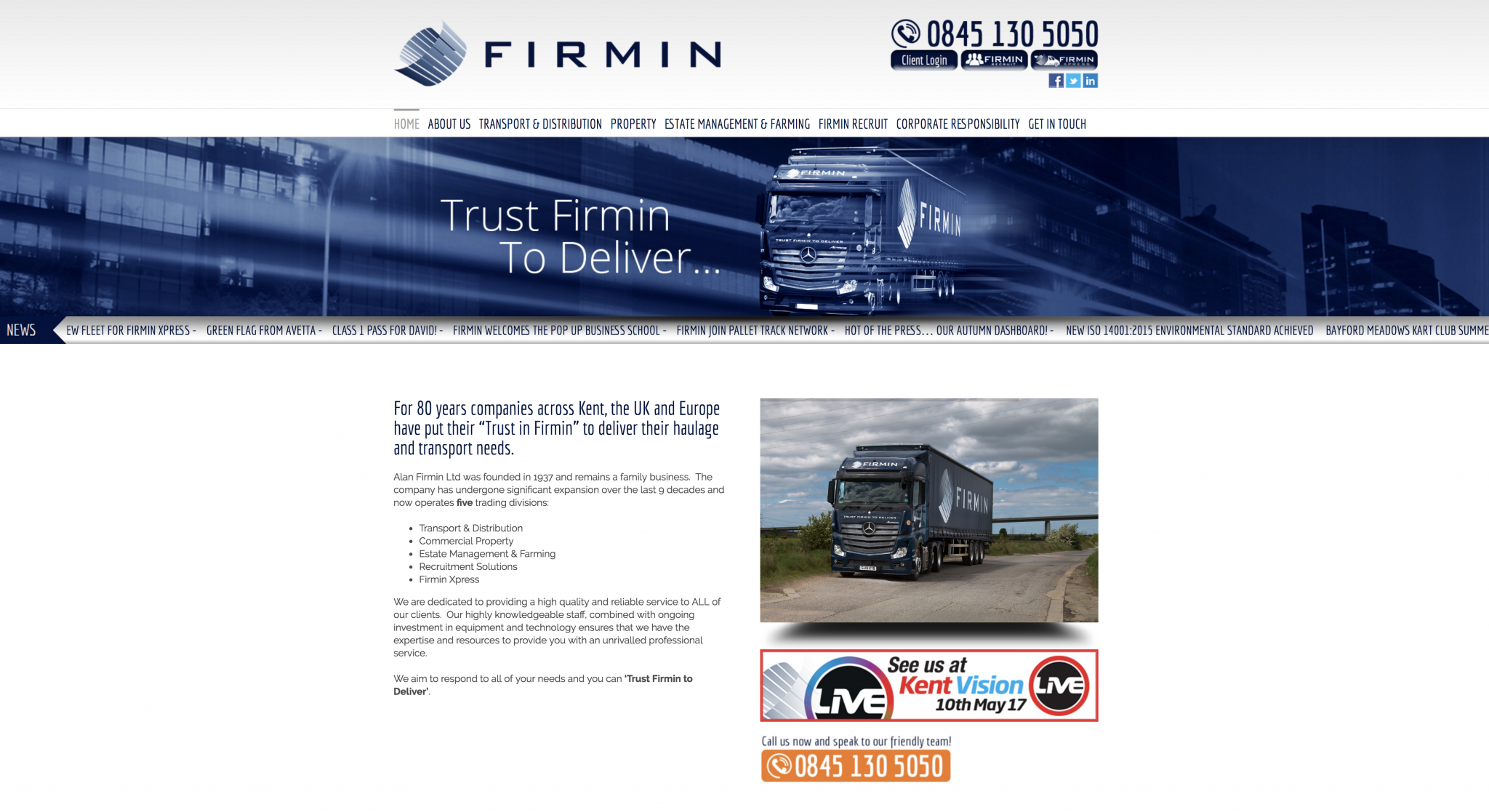 Trust Firmin Del livery