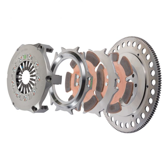 Sports Clutch Expanded