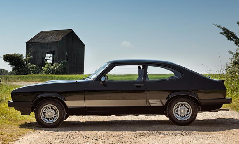 1979 Ford Capri 2.0s