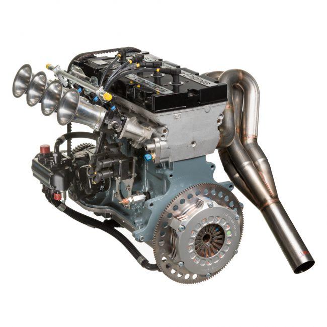 HPE Motorsport Cosworth
