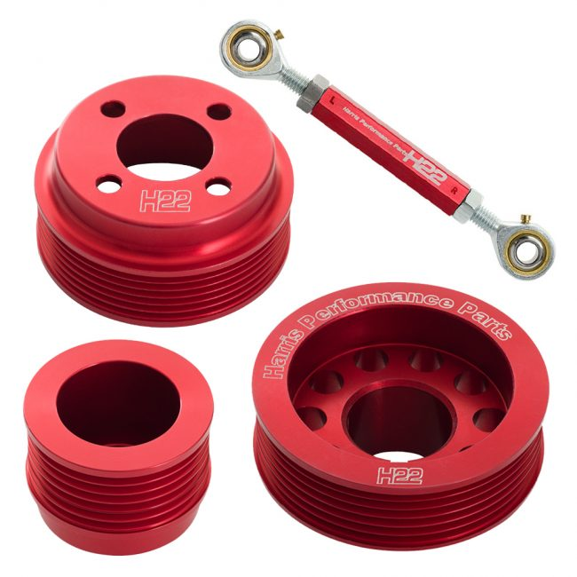 HPE Motorsport Pulley Set H22