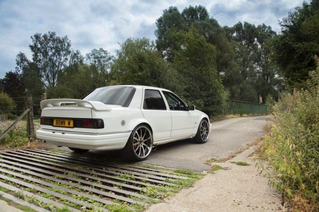 sierra v8