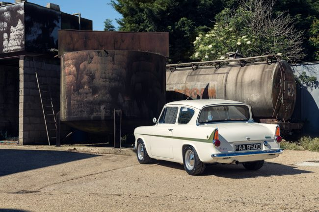 Ford Lotus Anglia
