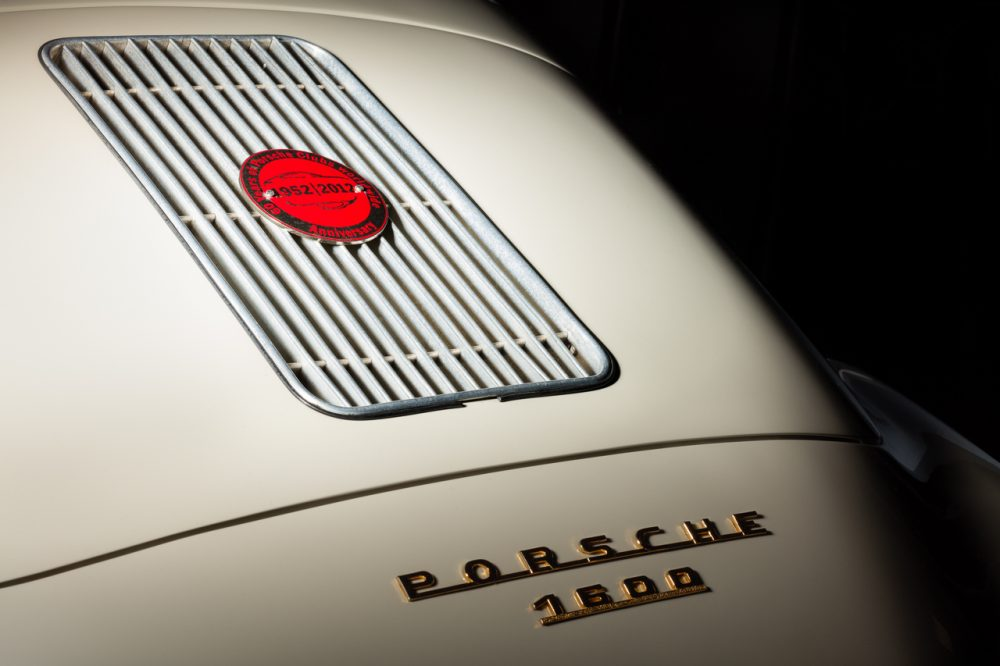 Porsche 356 Coupe Exterior Detail